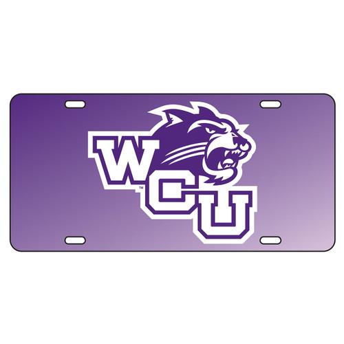 Western Carolina Tag (PUR/REF WCU CAT TAG (20203))