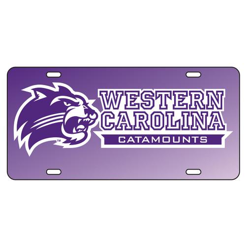 Western Carolina Tag (PUR/REF WESTERN CAR CAT TAG (20206))