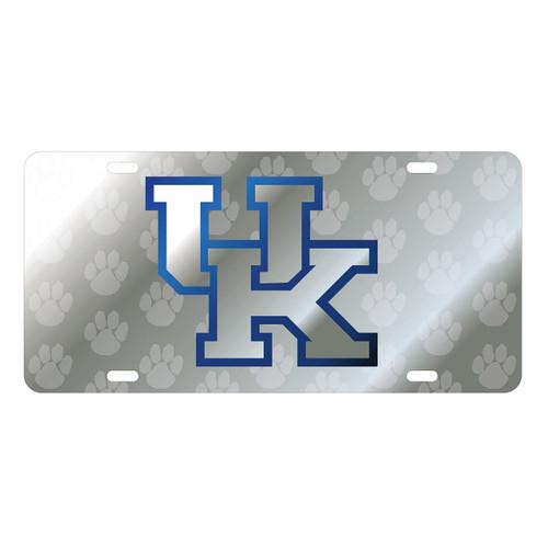 Kentucky TAG (LASER KY SATIN SYMBOL BACK TAG (20109))