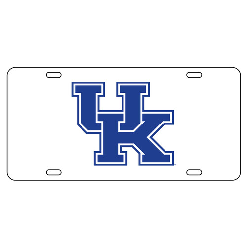 Kentucky TAG (WHT/REF BLUE UK TAG (20001))