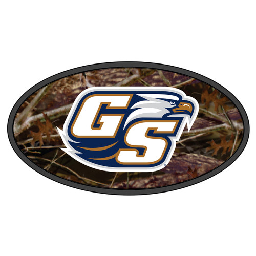 Georgia Southern Eagles Hitch Cover (DOMED CAMOUFLAGE GS HITCH (19591))