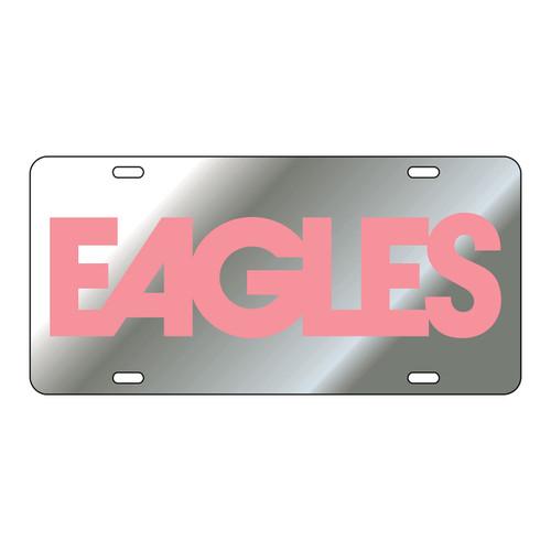 Georgia Southern Eagles Tag (LASER SIL/PINK EAGLES (19599))