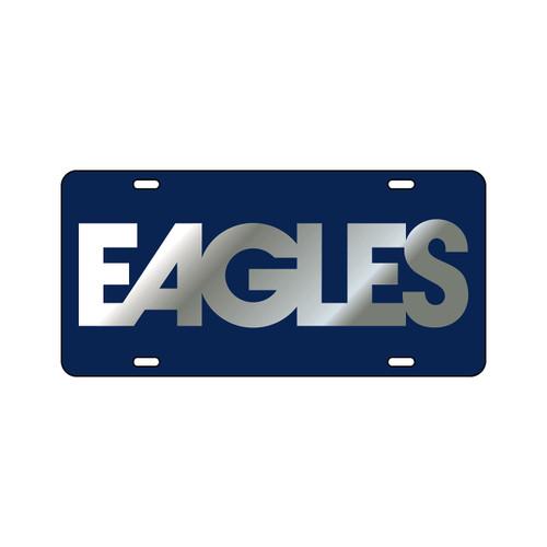 Georgia Southern Eagles Tag (LASER BLU/SIL EAGLES (19567))