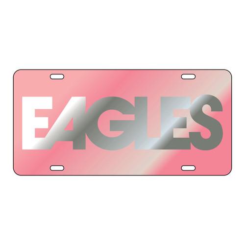 Georgia Southern Eagles Tag (LASER PINK/SIL EAGLES (19600))