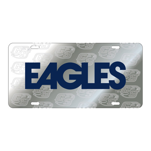 Georgia Southern Eagles Tag (LASER EAGLES SATIN SYMBOL TAG (19578))