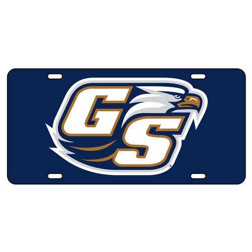Georgia Southern Eagles Tag (BLU/REF GS EAGLE TAG (19506))