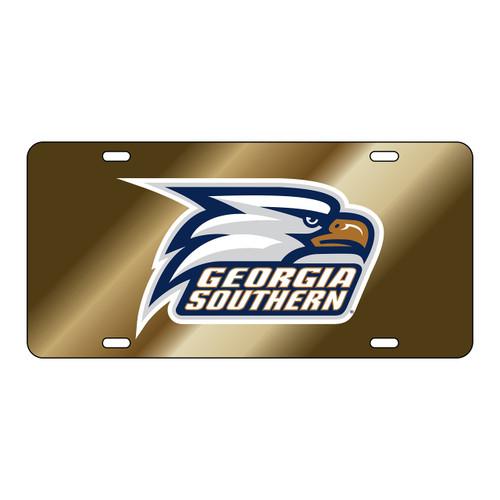 Georgia Southern Eagles Tag (GLD/REF GA SOU NEW LOGO TAG (19501))