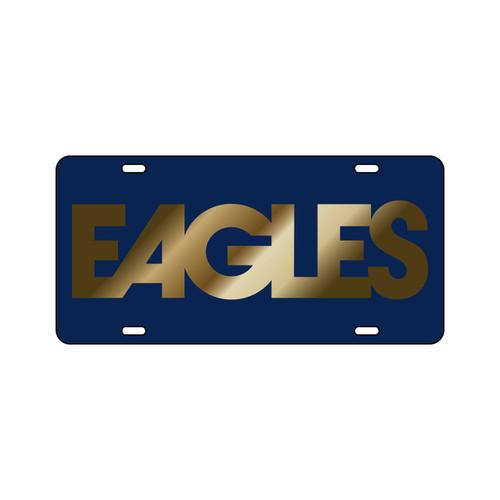 Georgia Southern Eagles Tag (LASER BLU/GLD EAGLES (19524))