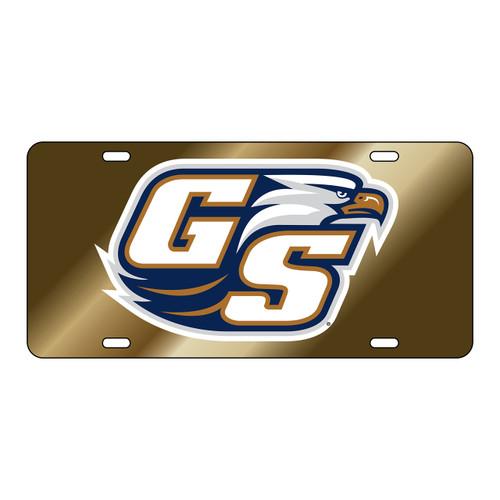 Georgia Southern Eagles Tag (GLD/REF GS EAGLE TAG (19504))
