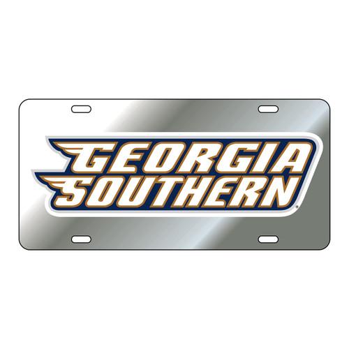 Georgia Southern Eagles Tag (SIL/REF GEORGIA SOUTHERN TAG (19508))