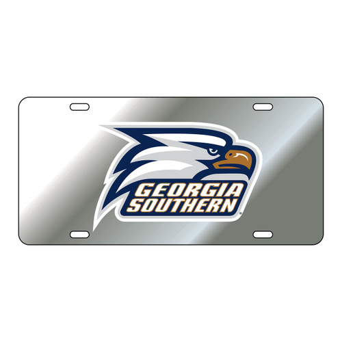 Georgia Southern Eagles Tag (SIL/REF GA SOU NEW LOGO TAG (19502))