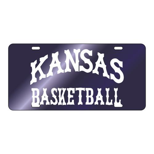Kansas Tag (BLU MIR REF KANSAS B-BALL TAG (19029))