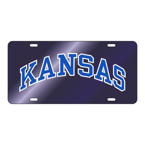 Kansas Tag (BLUE MIRROR REF KANSAS TAG (19045))