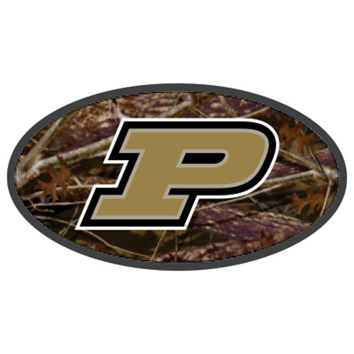 Purdue HitchCover (DOMED CAMOUFLAGE P HITCH (18565))
