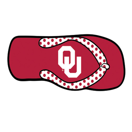 Oklahoma HitchCover (OU FLIP FLOP HITCH COVER (17590))