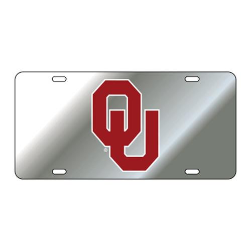 Oklahoma TAG (SIL/REF RED OU TAG (17501))