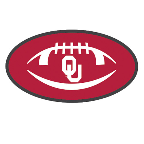 Oklahoma HitchCover (DOMED OU FOOTBALL HITCH (17559))