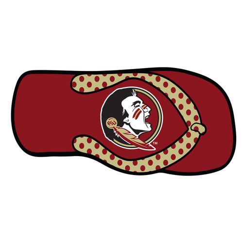 Florida State Seminoles Hitch Cover (FSU FLIP FLOP HITCH COVER (17154))