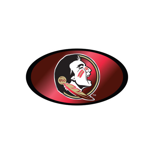 Florida State Seminoles Hitch Cover (MIRROR DOMED FSU HITCH COVER (17150))