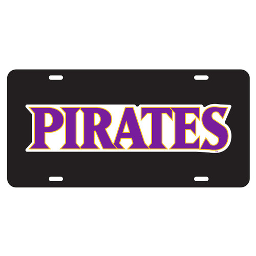 East Carolina Pirates Tag (BLK/REF PIRATES TAG (16001))