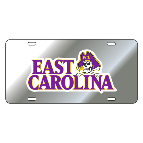 East Carolina Pirates Tag (SIL/REF EAST CAROLINA UNIV TAG (16008))