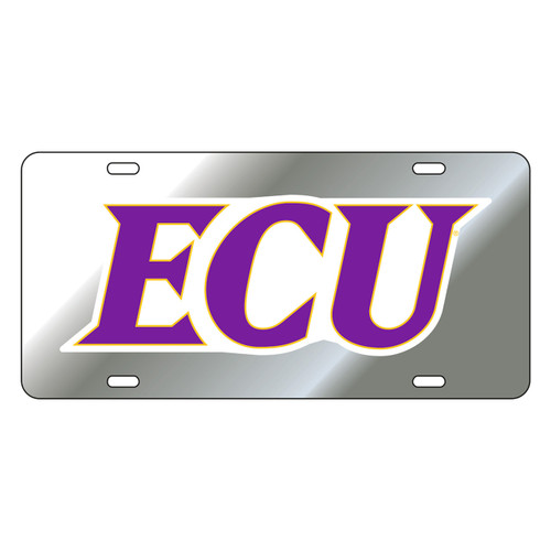 East Carolina Pirates Tag (SIL/REF ECU TAG (16007))