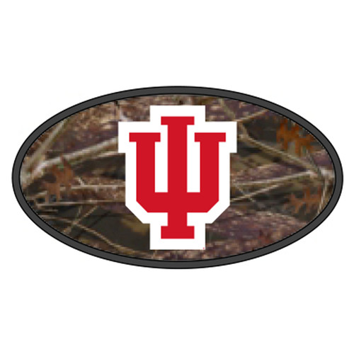 Indiana HitchCover (DOMED CAMOUFLAGE IU HITCH (15568))