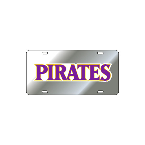 East Carolina Pirates Tag (SIL/REF PIRATES TAG (16006))