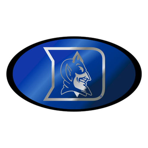 Duke Blue Devils HitchCover (MIRROR DOMED D HITCH COVER (15145))