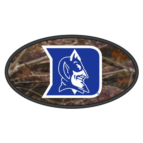 Duke Blue Devils HitchCover (DOMED CAMOUFLAGE DUKE HITCH (15137))