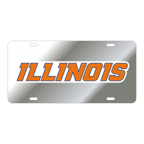 Illinois TAG (SIL/REF ILLINOIS TAG (14505))