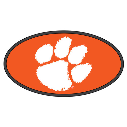 Clemson Tigers Hitch Cover (CLEMSON PAW HITCH COVER (14123))
