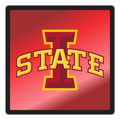 Iowa State HitchCover (I-STATE SQUARE HITCH COVER (13596))