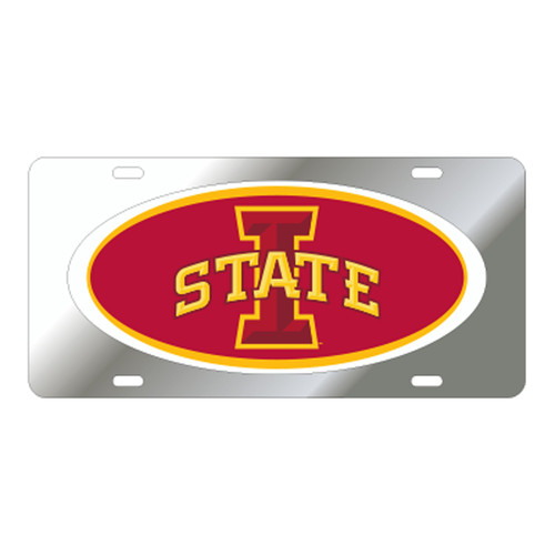 Iowa State TAG (DOMED I-STATE TAG (13541))