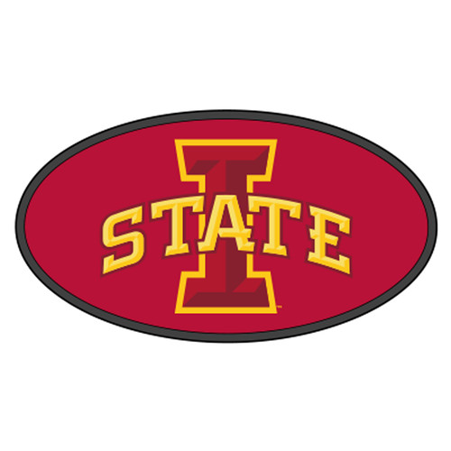 Iowa State HitchCover (I-STATE HITCH COVER (13543))
