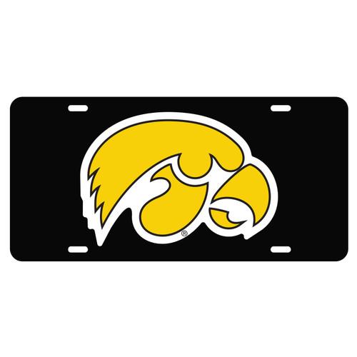 Iowa TAG (BLK/REF HAWKEYE TAG (12502))