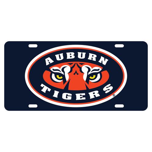 Auburn Tigers TAG (BLU/REF AUBURN TIGER EYES TAG (12029))