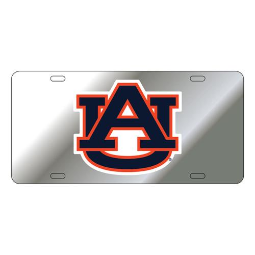 Auburn Tigers TAG (SIL/REF BLU/ORG AU TAG (12003))