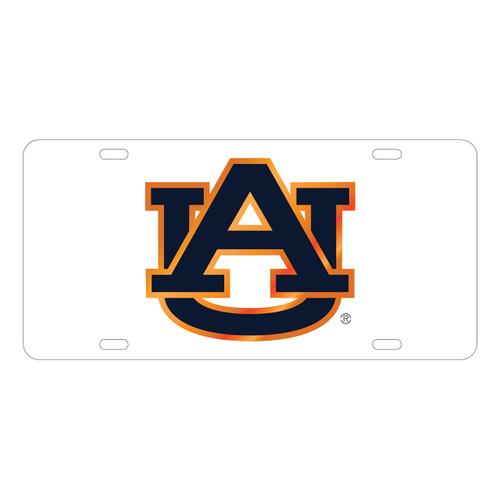 Auburn Tigers TAG (WHT/REF BLU/ORG AU TAG (12001))
