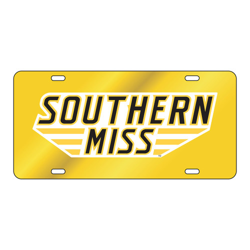 Southern Mississippi Tag (GLD/REF SOUTHERN MISS TAG (11810))