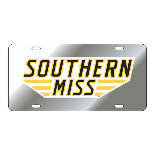 Southern Mississippi Tag (SIL/REF SOUTHERN MISS TAG (11811))