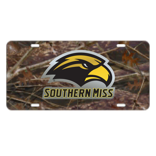 Southern Mississippi Tag (LASER CAMO EAGLE TAG (11858))