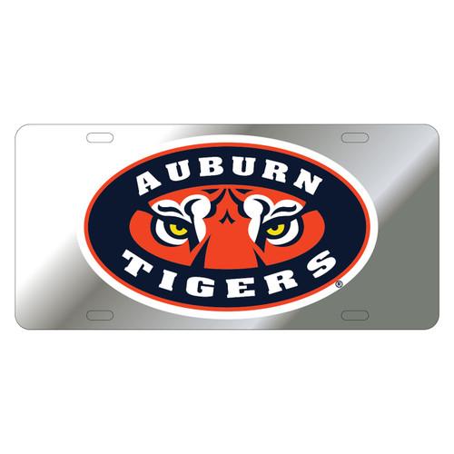 Auburn Tigers TAG (SIL/REF AUBURN TIGER EYES TAG (12027))