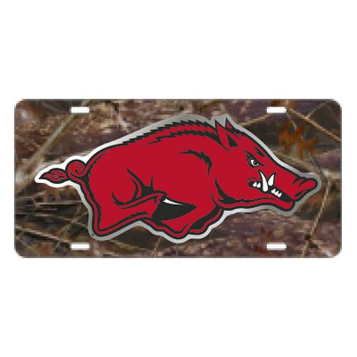 Arkansas Razorbacks TAG (LASER CAMO HOG TAG (11103))