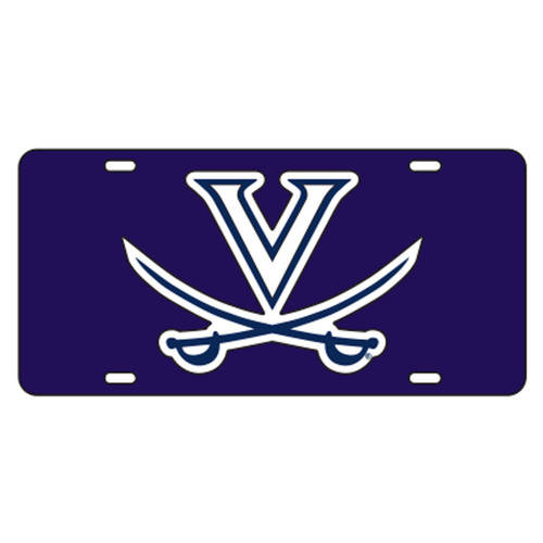 Virginia TAG (NAVY/REF V SABERS TAG (10505))