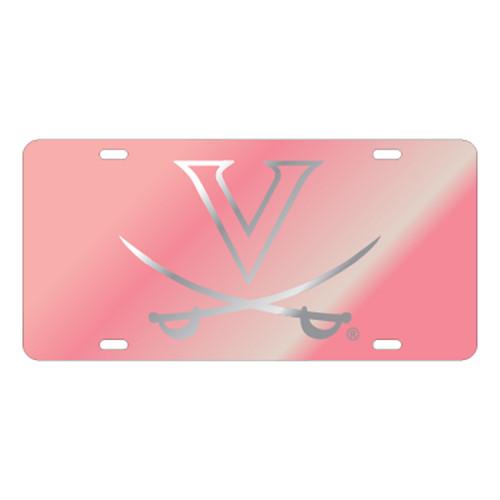 Virginia TAG (LASER PINK/SIL V SABER TAG (10586))
