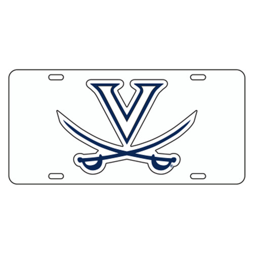 Virginia TAG (WHT/REF V SABERS TAG (10501))