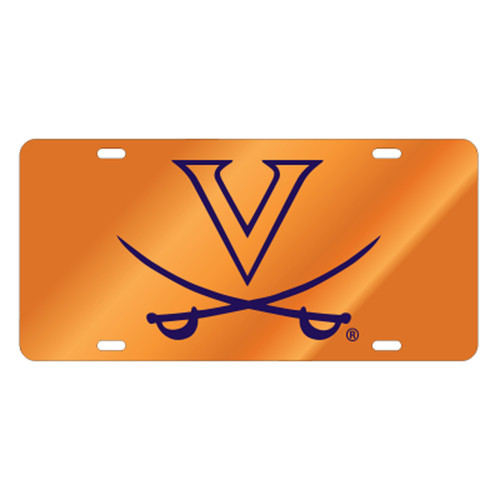 Virginia TAG (LASER ORG/NAVY V SABER (10524))