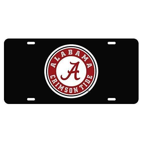 Alabama Crimson Tide Tag (BLK/REF ALA SEAL TAG (10031))