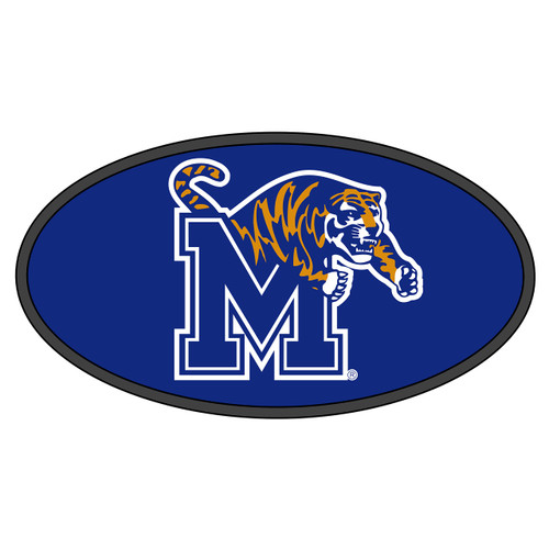 Memphis Hitch Cover (M TIGER HITCH COVER (22096))